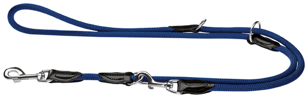 Hunter Dark Blue Rope Training Leash