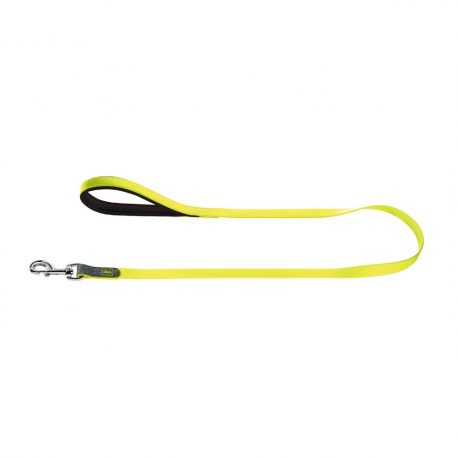 Hunter-Convenience-Leash-Yellow