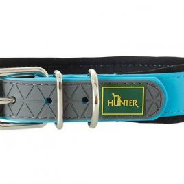Hunter Turqouise Collar 45cm