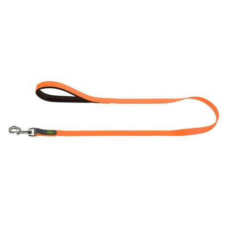 hunter-convenience-fuehrleine-neon-orange_0