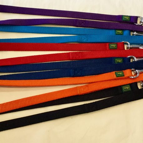 Hunter Nylon Leashes