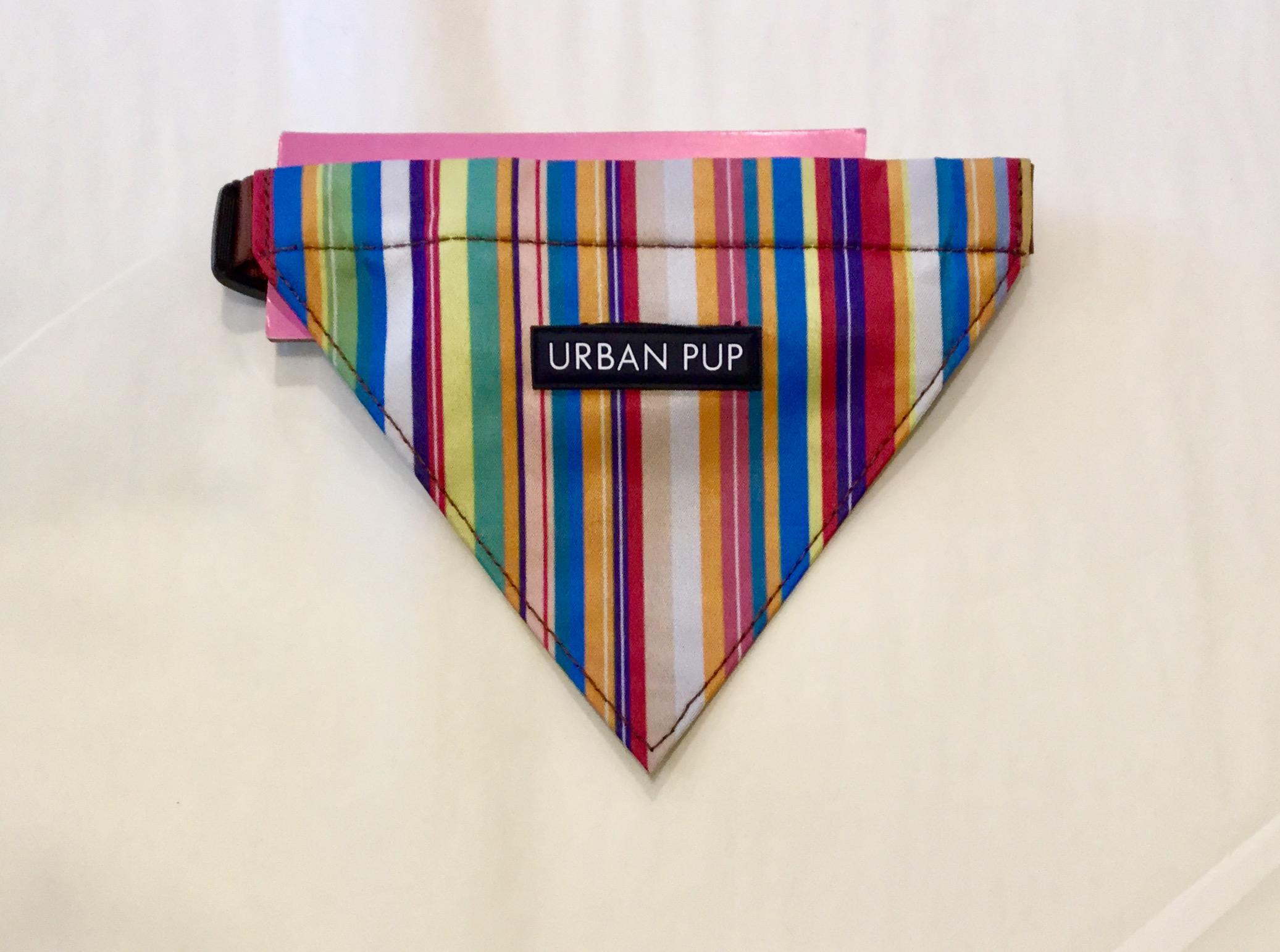 Urban Pup Henley bandana