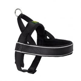 Hunter Black Fleece Norwegian Harness Large