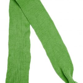 Urban Pup Green Knitted Scarf