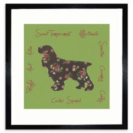 Treasured Pooches Cocker Spaniel