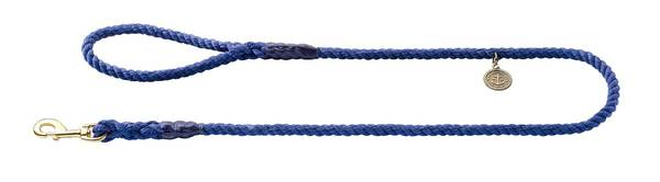 Hunter Leash List Dark Blue 140cm