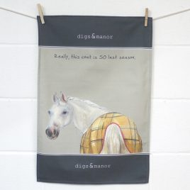 Last Season Tea Towel