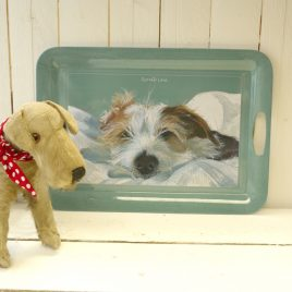 Scruffy Love Tray