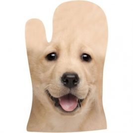 Golden Oven Glove