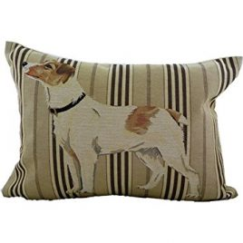 Gobelin Jack Russell Stand Cushion