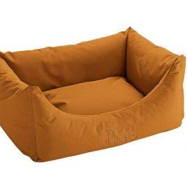 Hunter Gent Antibacterial Dog Sofa Tan Large