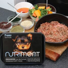 Nutriment Raw Puppy – from 6 weeks 500g