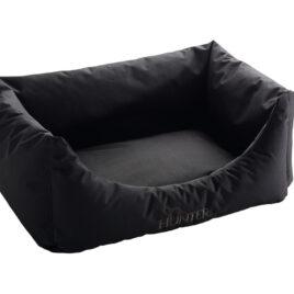 Hunter Dog sofa Gent Antibacterial Black 80cm
