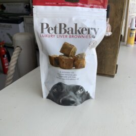 Pet Bakery Luxury Liver Brownies