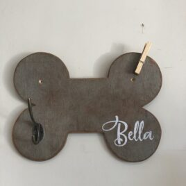 Dog Bone Hook Bella