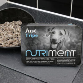 Nutriment Raw Just Tripe 500g