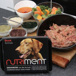 Nutriment Raw Duck 500g