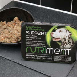 Nutriment Raw Low Purine & Phosphorus 500g