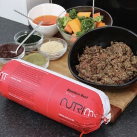 Nutriment Raw Beef 1.4kg