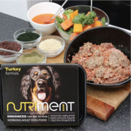 Nutriment Raw Turkey 500g