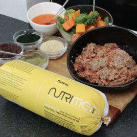Nutriment Raw Turkey 1.4kg