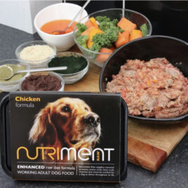 Nutriment Raw Chicken 500g